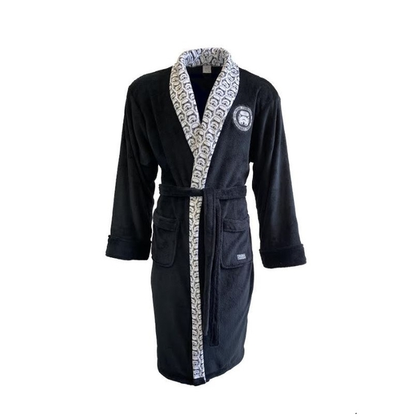 Star  Wars Original Stormtrooper Black Robe with Embossed Image and OAP Lapel