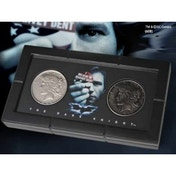 DC Batman Harvey Dent and Two Face Coins