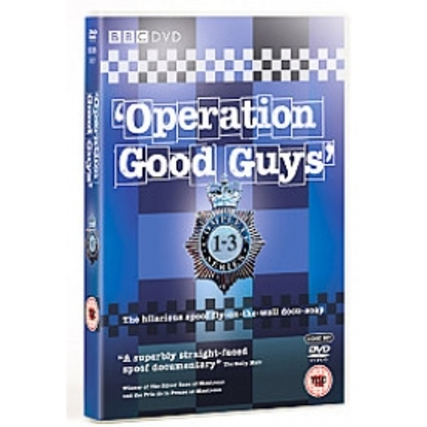 Operation Good Guys - Complete Series 1 To 3 DVD