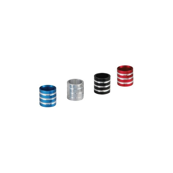 Haro Flex Fighter Headset Spacers 21.1- Silver