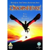 Dragonheart DVD