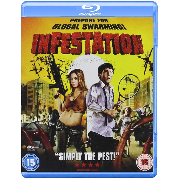 Infestation Blu-Ray