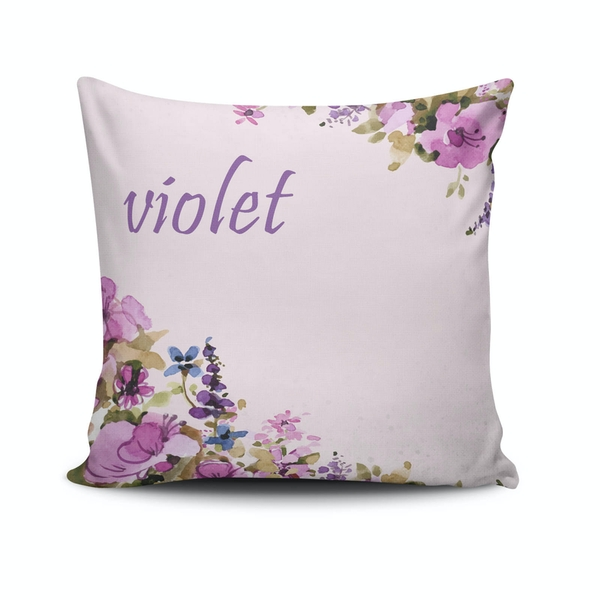 NKLF-321 Multicolor Cushion Cover