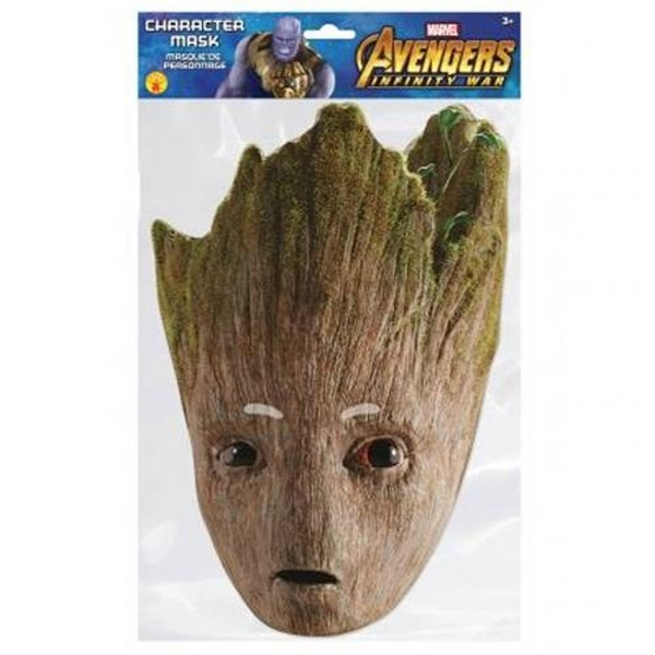 Groot Avengers Party Mask