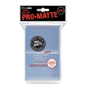 Ultra Pro Pro Matte Clear Standard Deck Protectors (100 Sleeves)