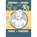 Fallout 4 Vault Forever Maxi Poster - Image 2