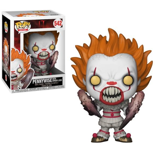Pennywise With Spider Legs (IT) Funko Pop! Vinyl Figure