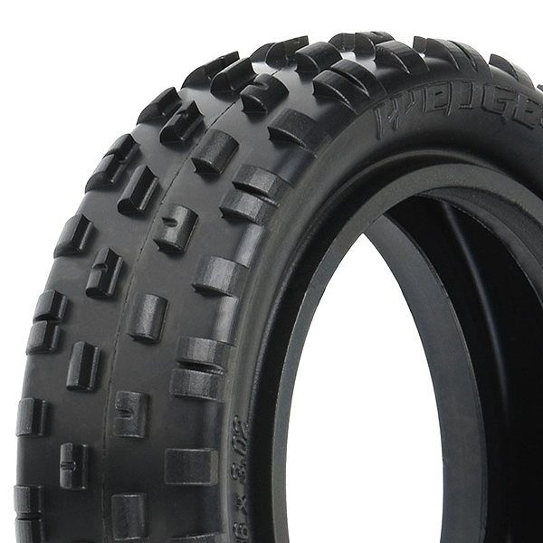 "Proline 'Wedge Gen 3' 2.2"" 2Wd Z4 (Soft) Front Tyres"