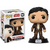Poe Dameron (Star Wars Episode 8 The last Jedi) Funko Pop! Bobble Vinyl Figure