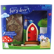 The Irish Fairy Door Company Magical Red Arched Door