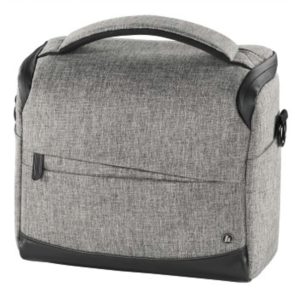 Hama Men's 00185037 Top-Handle Bag Grey Grey (gris 00185037)