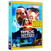 Disney Race To Witch Mountain DVD