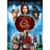 The Witches Of Oz DVD
