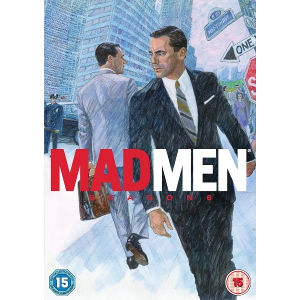 Mad Men - Season 6 DVD