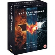 The Dark Knight Trilogy DVD + UV Copy