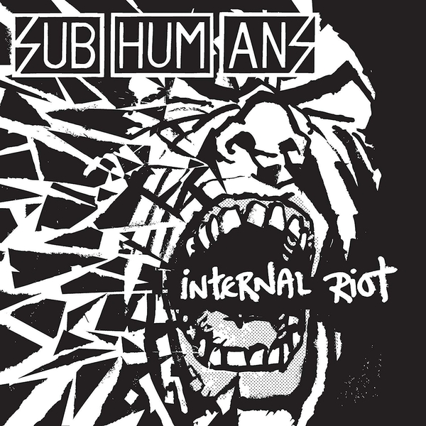 Subhumans - Internal Riot Vinyl