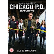 Chicago PD - Season 5 DVD