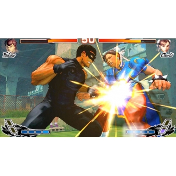 Super Street Fighter IV in 3D Game 3DS - Image 3