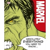 Marvel Absolutely Everything You Need to Know by DK (Hardback, 2016)