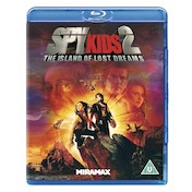 Spy Kids 2 The Island Of Lost Dreams Blu-ray