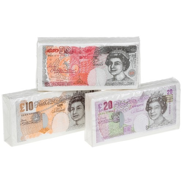 Bank Note Tissues
