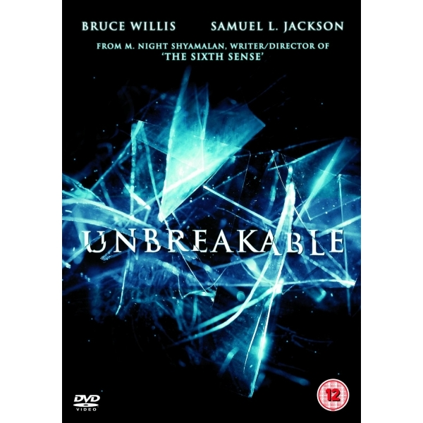 Unbreakable Collector's Edition DVD