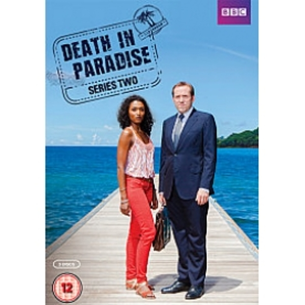 Death In Paradise - Series 2 DVD