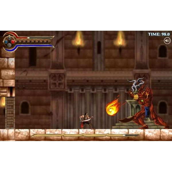 Prince of Persia The Forgotten Sands Game Xbox 360 - Image 2
