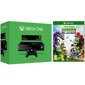 Xbox One Console with Plants Vs Zombies Garden Warfare