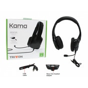 Tritton Kama Stereo Headset for Xbox One (Includes Headset Adaptor)