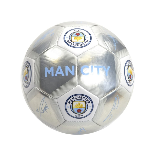 Man City Special Edition Signature Ball Size 5