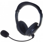 Computer Gear 24-1512 Binaural Head-band Black headset