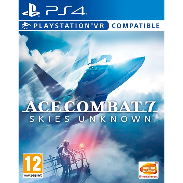 Ace Combat 7 Skies Unknown PS4 Game - Image 1
