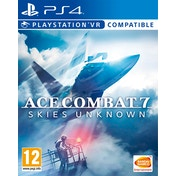Ace Combat 7 Skies Unknown PS4 Game (pre-order bonus)