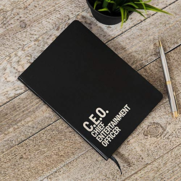 Chief Entertainment Officer Notebook