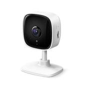 TP-LINK (TAPO C110) Home Security Wi-Fi Camera, 3MP, Night Vision, Motion Detection, Alarms, 2-way Audio, SD Card Slot UK Plug