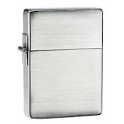 Zippo 1935 Replica Brushed Chrome Windproof Lighter