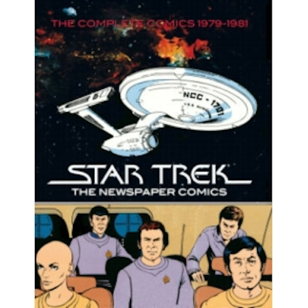 Star Trek: The Newspaper Strip, Vol. 1
