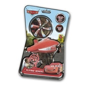 Disney Cars 3 Flying Wheels Spintop