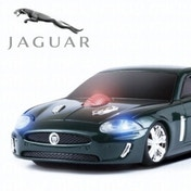 Jaguar XK-R Wireless Mouse - Green