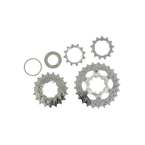 ETC 11-25T Cassette 10 Speed Steel CP with Alloy Carrier