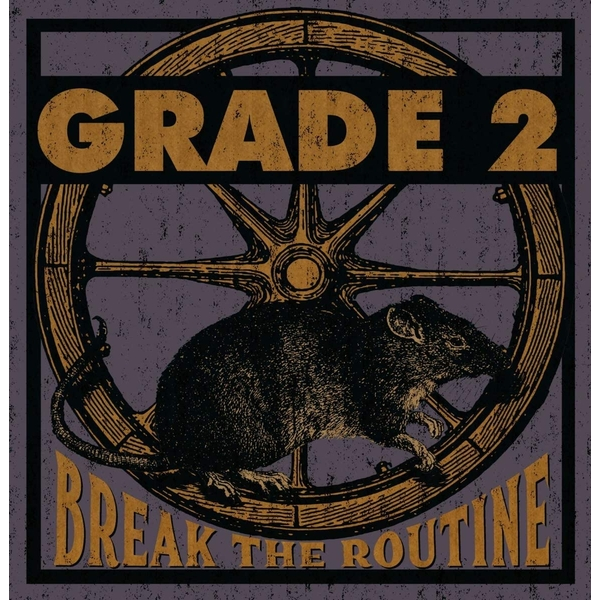 Grade 2 - Break The Routine Vinyl