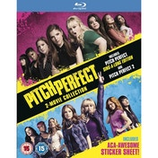 Pitch Perfect Sing-A-Long / Pitch Perfect 2 Blu-ray