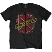 Dead Kennedys - Destroy Men's XX-Large T-Shirt - Black