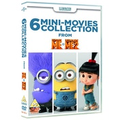 Despicable Me 6 Mini Movies Collection DVD