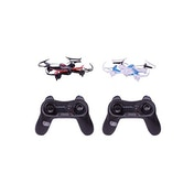 ThumbsUp! 4 Channel Remote Control Battle Drones (Pack of 2)