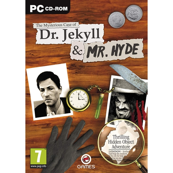 The Mysterious Case of Dr Jekyll and Mr Hyde Game PC