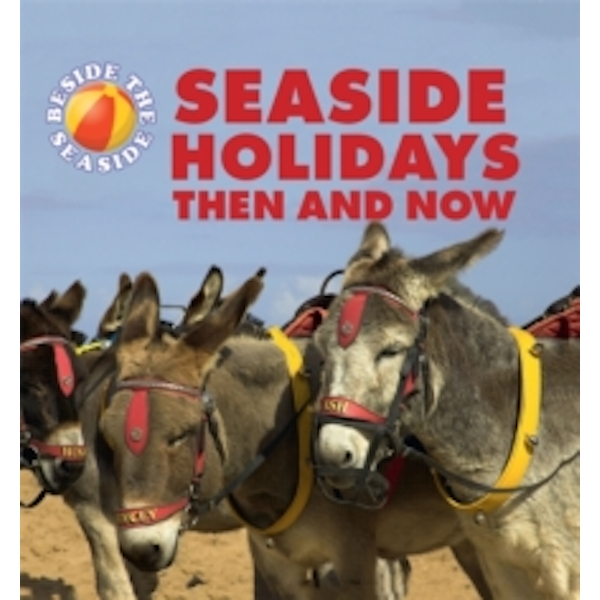 Seaside Holidays Then and Now by Claire Hibbert (Paperback, 2017)