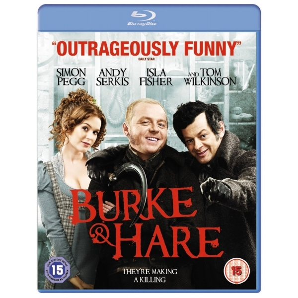 Burke and Hare Blu-ray