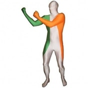 Premium Morphsuit Ireland Flag X-Large